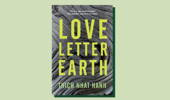 love letter to the earth book cover