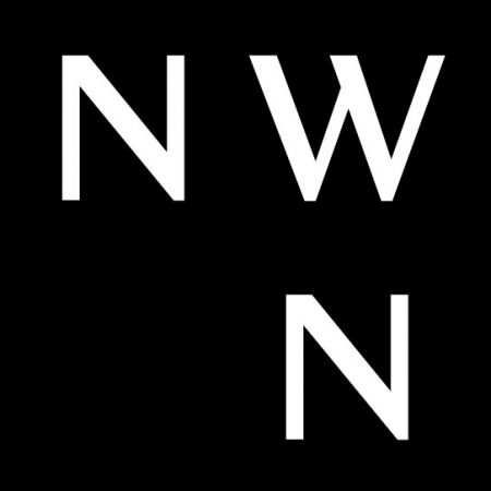 New Writing North logo monogram