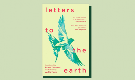 Letters to the Earth book cover